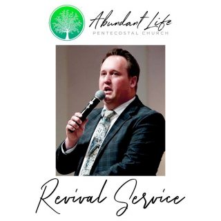 We invite you to join us tonight at 7:30 pm in-person or online. Come and experience Pentecost! #pentecostal #revival #holyghost #abundantlife #mcminnvilleoregon