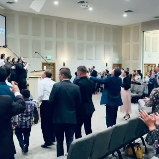 We had an incredible Pentecost Sunday!  The Holy Ghost fell on hungry souls, 3 were baptized in Jesus Name, and God's presence swept in so beautifully and touched many hearts.  There is nothing that compares to this Pentecost experience!  We are blessed to have the revelation of Truth and be able to have God's spirit dwell inside of us!  Video credit: @naomi__avendano #pentecostal #holyghost #abundantlife #mcminnville