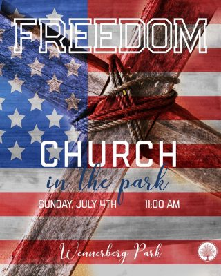 Come join us for a fun day at the park on July 4th, 11am - 5pm.  We will be serving food, providing organized games for all ages, and having church!  You don't want to miss it!  Meet us at Wennerberg Park in Carlton - 1003 W Grant St.  Please bring camp chairs for your family.  #churchinthepark #abundantlife #mcminnvilleoregon #pentecostal